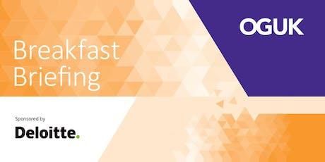 Economic Report Breakfast Briefing - Aberdeen (4 September 2019) tickets