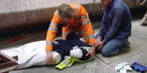Level 3 First Aid at Work RQF Qualification