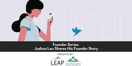 Founder Series: Joshua Lau Shares His Founder Story tickets