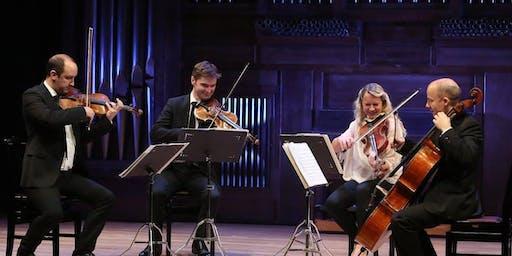 Tippett Quartet Chamber Music Showcase
