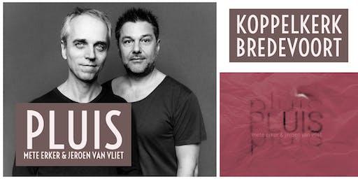 Mete Erker en Jeroen van Vliet presenteren nieuwe CD - PLUIS