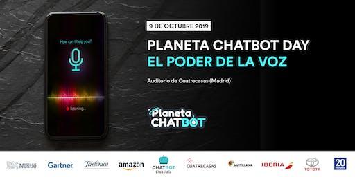 Planeta Chatbot Day: El poder de lavoz