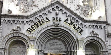 El Barrio del Mondongo y La Botica del Angel entradas