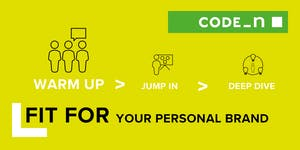 YOUR PERSONAL BRAND: WARM UP