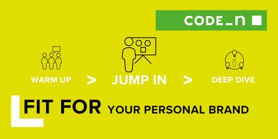 YOUR PERSONAL BRAND: JUMP IN