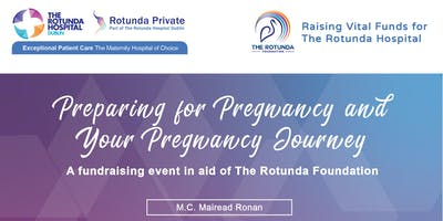 Fundraising Lunch - Preparing for Pregnancy and Your Pregnancy Journey