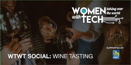 WTWT Social: Wine Tasting tickets