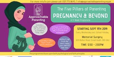 Pregnancy & Beyond: Parenting Programme (Small Heath)