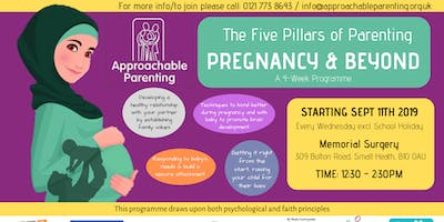 Pregnancy & Beyond: Parenting Programme (Small Heath)