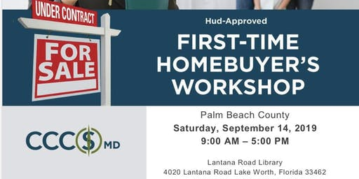 First Time Home Buyer's Workshop Palm Beach County