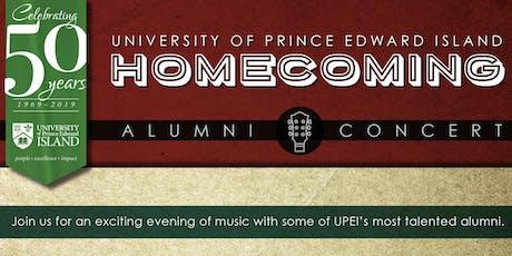 UPEI Celebrating 50 Years: Homecoming Alumni Concert tickets