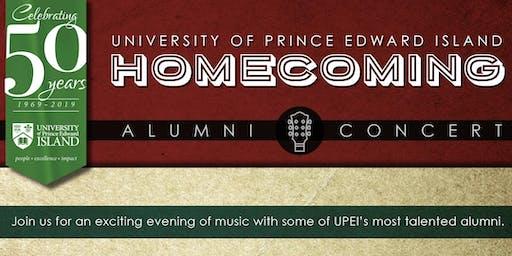 UPEI Celebrating 50 Years: Homecoming Alumni Concert