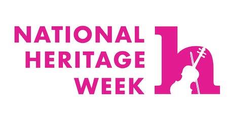 National Heritage Week tickets