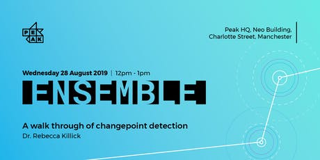 Peak Ensemble | A walk through of changepoint detection tickets