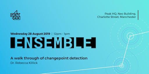 Peak Ensemble   A walk through of changepoint detection