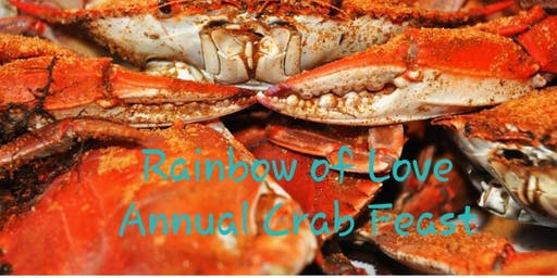 Rainbow of Love First Annual Crab Feast