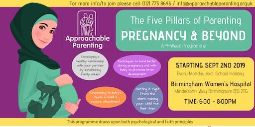 Pregnancy & Beyond: Parenting Programme (Birmingham Women's Hospital)