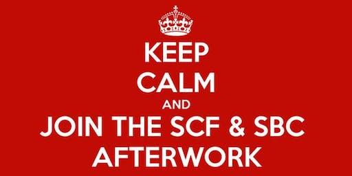Monthly SCF & SBC Afterwork Wine Mixer