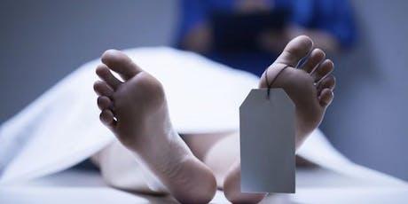 Postmortem Interpretive Toxicology tickets