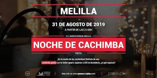 Noche de cachimba en Pause&Play Melilla