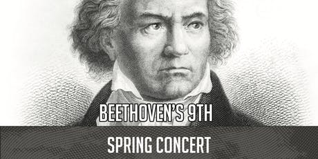 Beethoven's  9th tickets