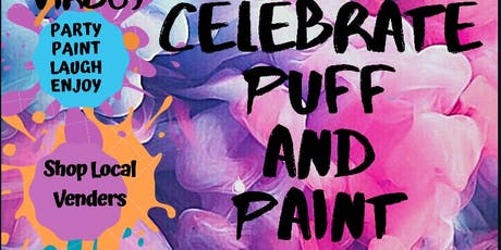 Puff and Paint Party tickets