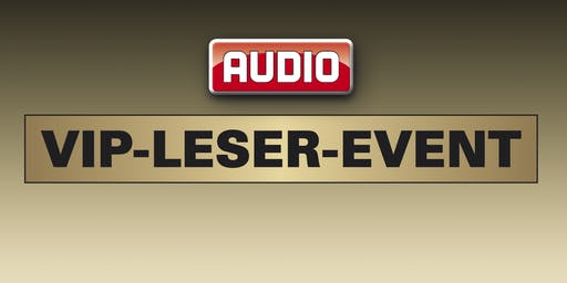 AUDIO VIP-Event