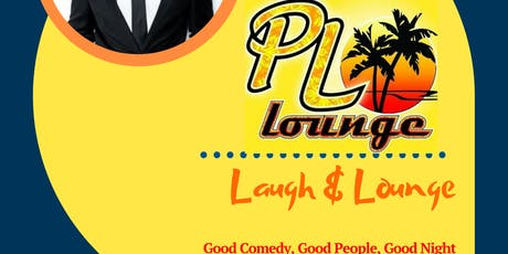 Laugh and Lounge tickets