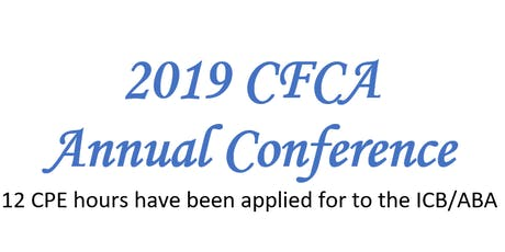 CFCA 2019 Annual Compliance Conference tickets