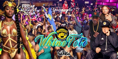 UNAPOLOGETIC X HOT 97 WHINEFETE I MASSIVE B LIVE I shanna tickets