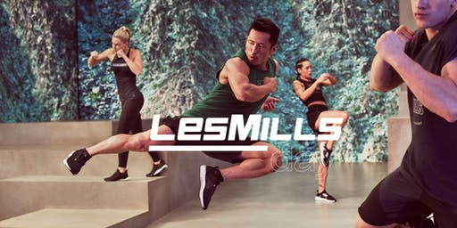 Les Mills Day Madrid Septiembre 2019