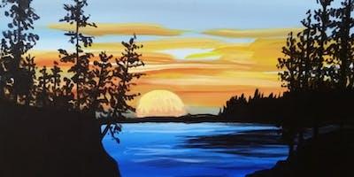 BYOB Paint & Sip - West Virginians for Public Lands @ Dun Glen Pavilion
