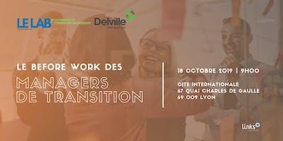 Before Work #Lyon | Le petit-dejeuner des managers de transition | Links Consultants - Portage Salarial