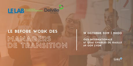 Before Work #Lyon | Le petit-dejeuner des managers de transition | Links Consultants - Portage Salarial billets