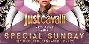 Just Cavalli Milano - Domenica 28 Luglio 2019 -...