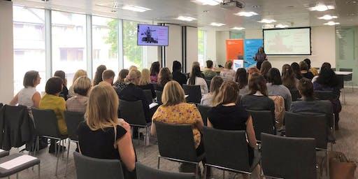 #WomenInMaritime Public Speaking Workshops - Glasgow