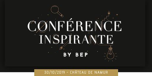 """Conférence Namur/Québec - """"Démarquez-vous! Gamification & Identité sonore"""""""