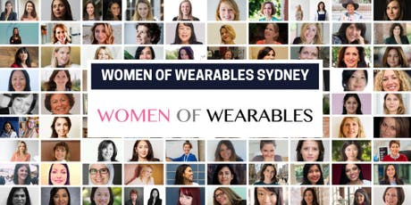 Women of Wearables Sydney - AI in business tickets