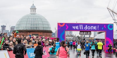The Vitality Big Half - Free charity place - brainstrust