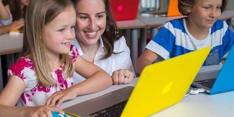 gamescom Kinder-Workshop: Spiel programmieren Tickets