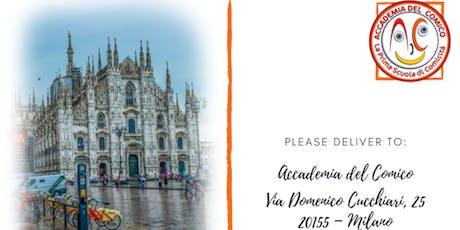 Open Day - sede di Milano biglietti