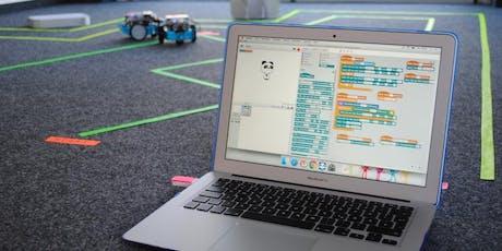gamescom Kinder-Workshop: Robotics mit mBot Tickets