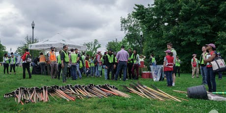 Volunteer: Community Tree Planting - Montrose Park tickets