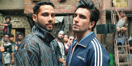 Gully Boy tickets