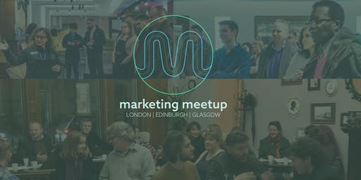 Edinburgh Marketing Meetup (How To Series) : Informal Business Networking