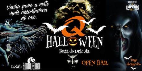 Q Halloween ingressos