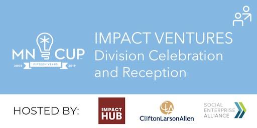 2019 MN Cup Impact Venture Division - Division Celebration & Reception