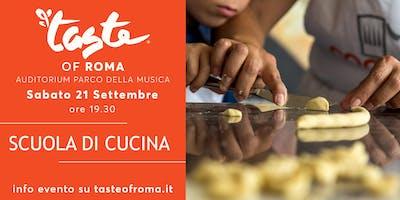 TASTE OF ROMA - LA SCUOLA DI CUCINA