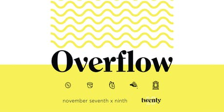 OVERFLOW CONFERENCE tickets