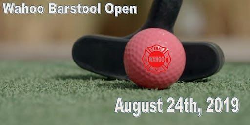 Wahoo Barstool Open